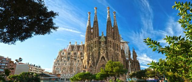 CityBreak w Barcelonie