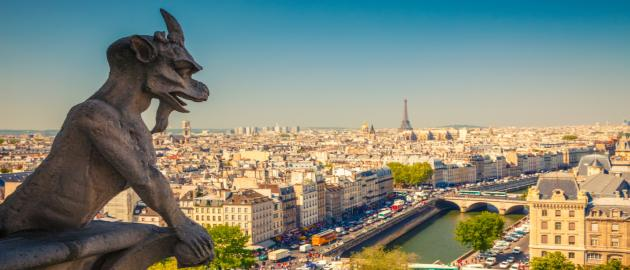 Lec do Paryża