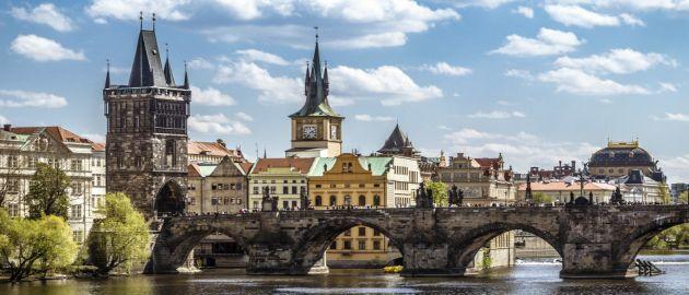 Budapeszt, Praga, Bratysława lub Wiedeń za 25 zł