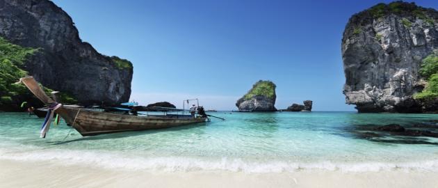 Leć do Tajlandii
