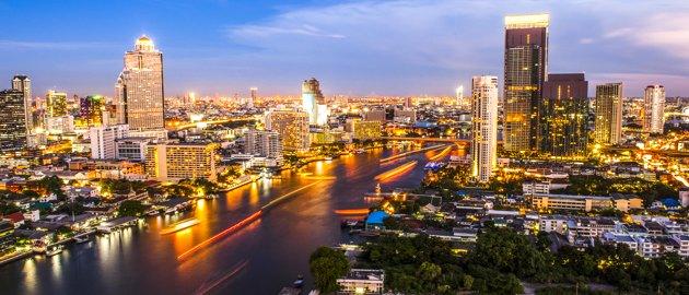 Tydzień w Tajlandii