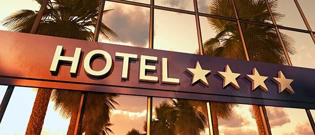 Rezerwacja hotelu przez Internet