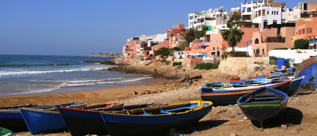 Tanie wakacje w Maroku