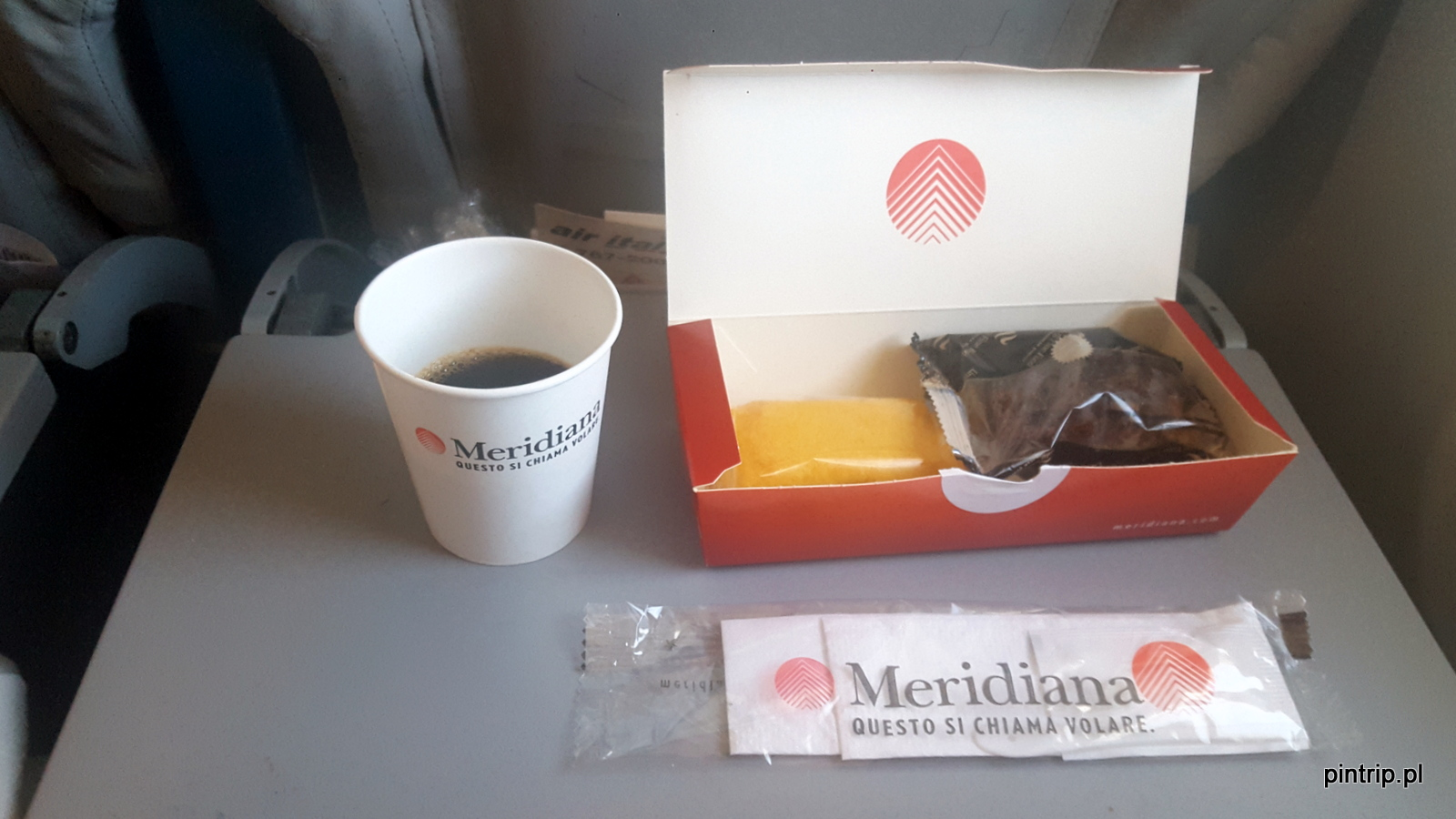 meridiana snack