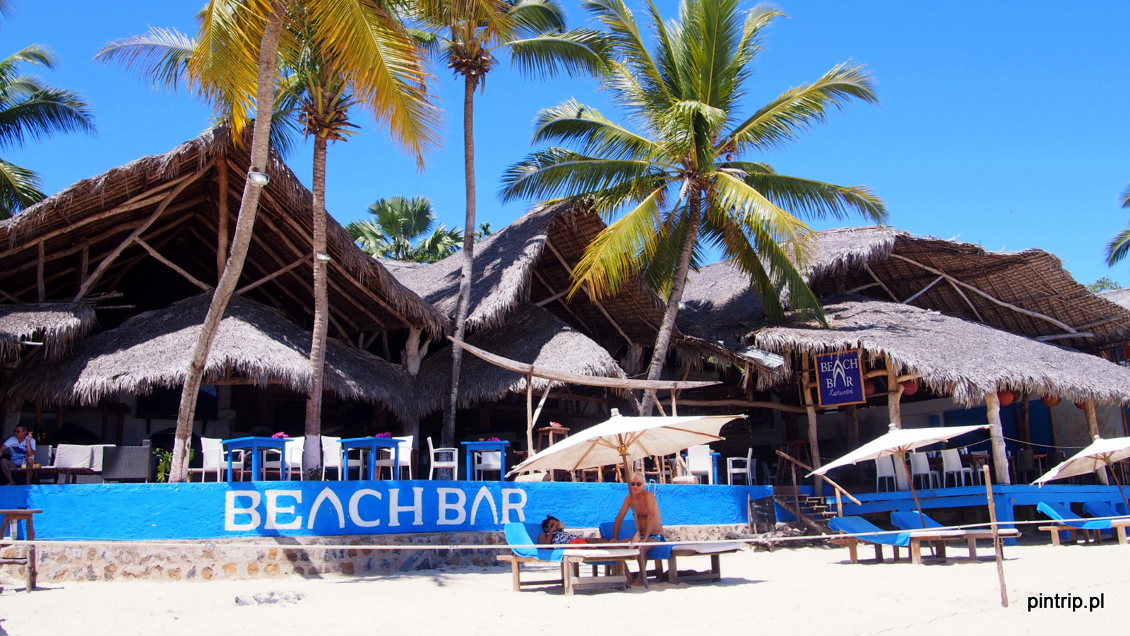 Beach Bar Nosy Be
