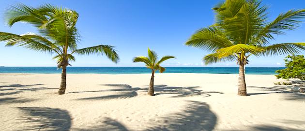 Tydzień na Karaibach