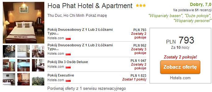 hotel wietnam