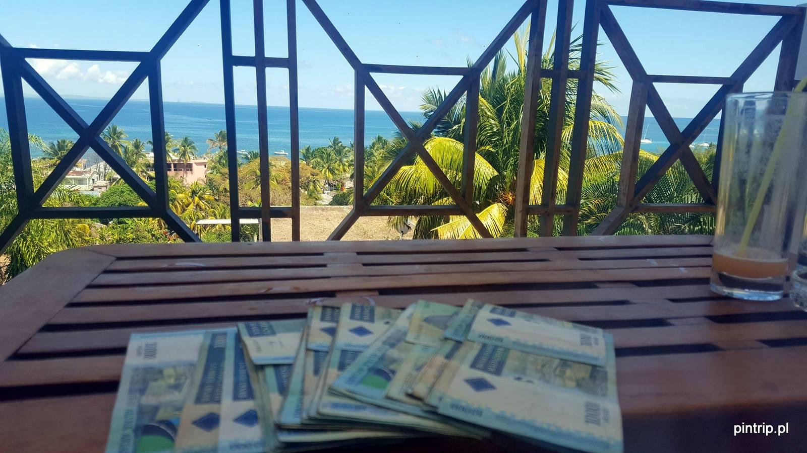 wymiana waluty madagaskar