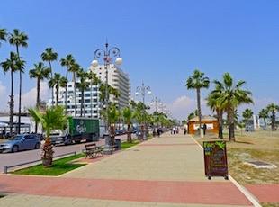 urlop w Larnace