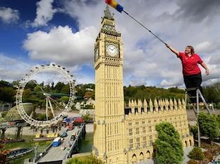 największe atrakcje londynu