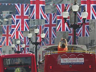 londyn kiedy jechać